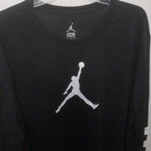 30fdc92f647e Jordan Shirts - Nike Air Jordan t shirt mens sz xxl